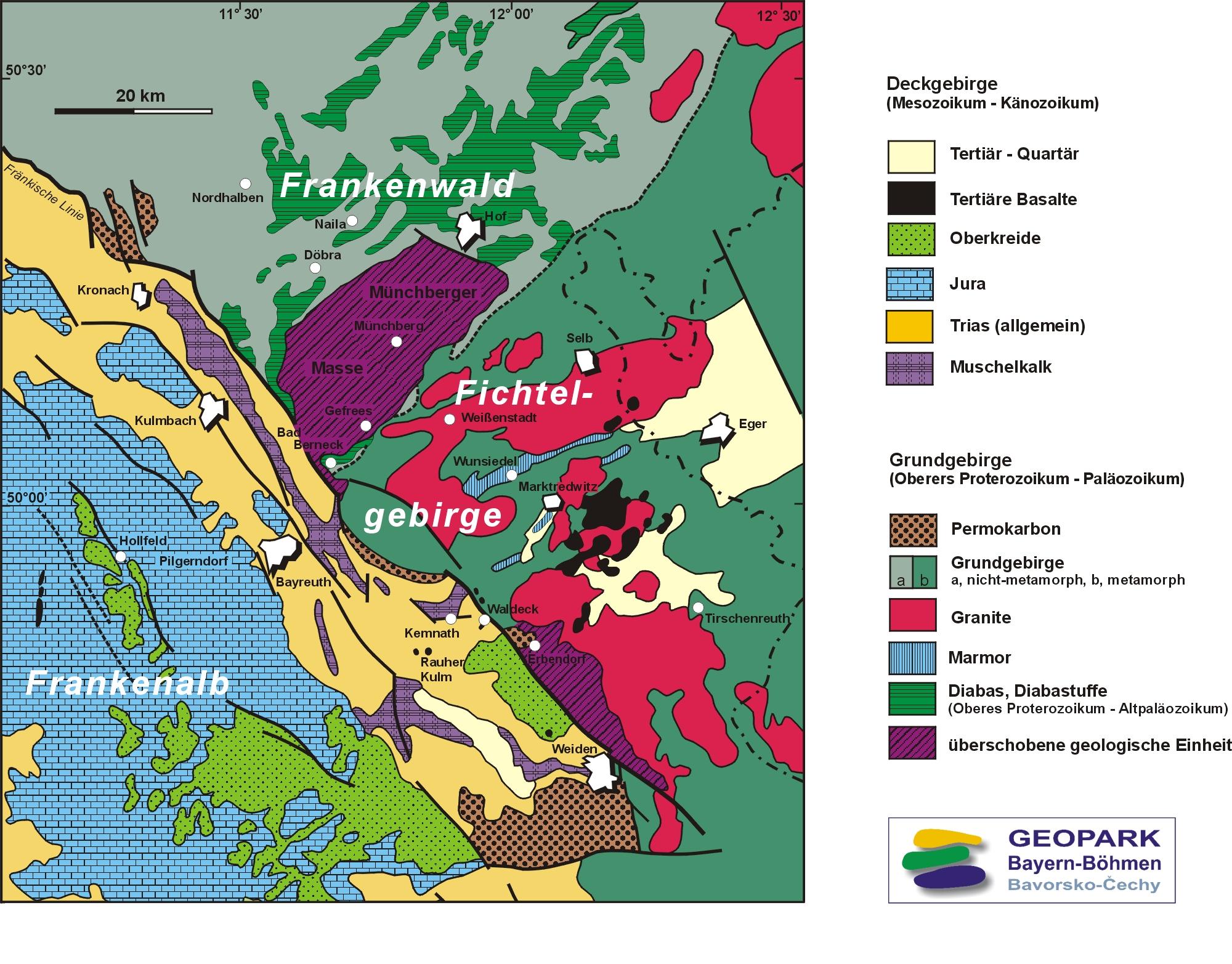 geologische karte bayern tools